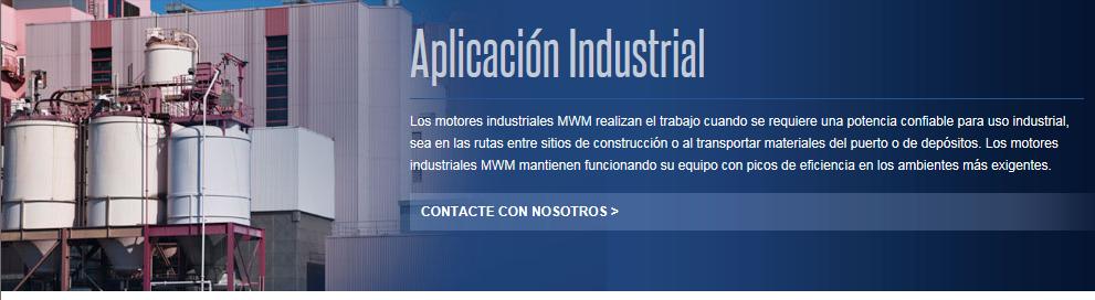 MWM, Repuestos, recambios, motores MWM, motores industriales MWM