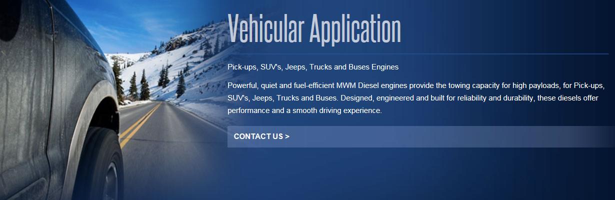 Vehicular application | Carod SL Carod SL