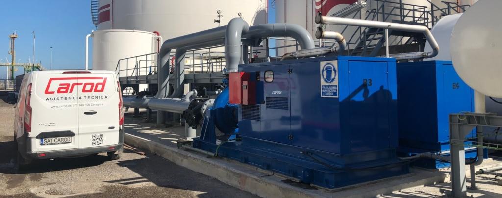 Servicio tecnico generadores