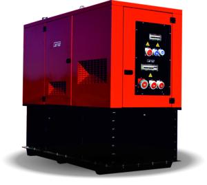 Grupo Electrógeno Insonorizado Con Deposito Alta Capacidad